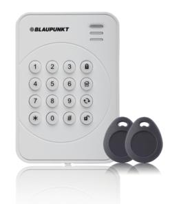 Blaupunkt Funk-Bedienteil KPT-R1 mit Rolling-Code