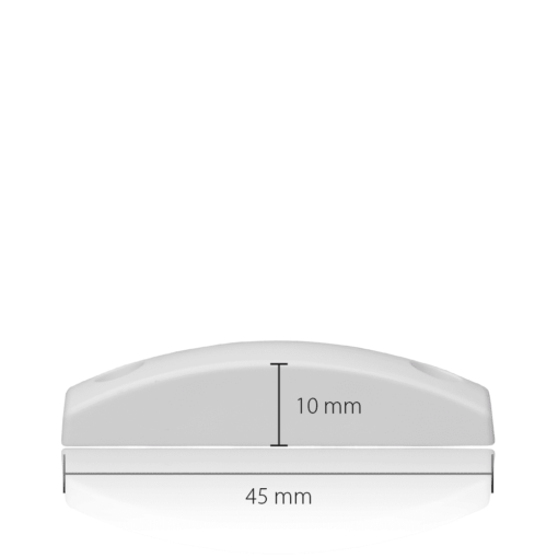 Blaupunkt Funk-Tür/Fenstersensor DC-S1 Magnet mit Maßen