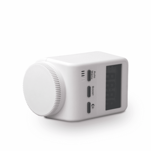 Blaupunkt Smart Home Thermostat für Heizkörper TRV-S1 Seitenansicht
