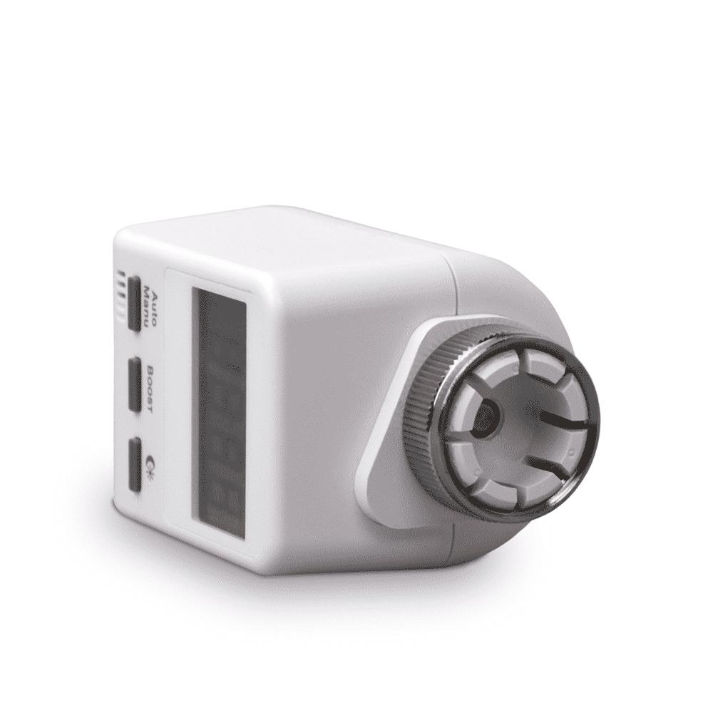 blaupunkt smart home thermostat trv s1 seitenansicht 3 blaupunkt sicherheitssysteme. Black Bedroom Furniture Sets. Home Design Ideas