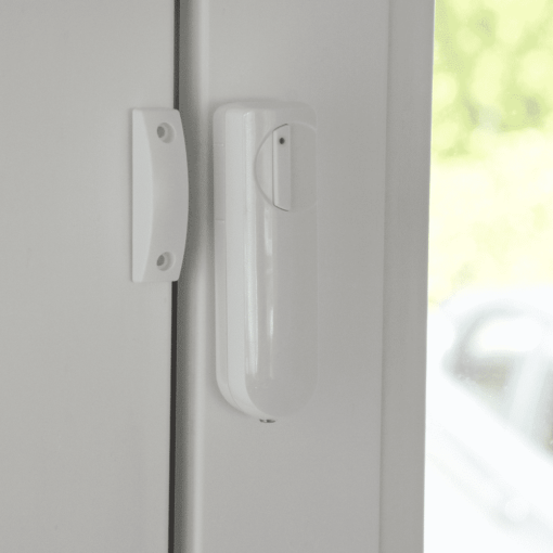 Montage Blaupunkt Funk-Tür/Fenstersensor DC-S1