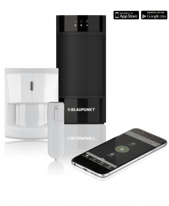Smart Home Alarmanlage Q 3000
