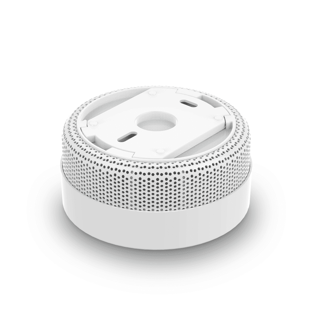 Blaupunkt Mini-Rauchmelder ISD-SD1 Rückseite